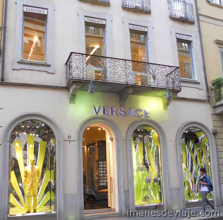 Que ver y que hacer un dia en Milan Versace