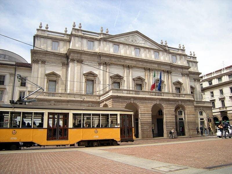 Que ver y que hacer un dia en Milan Scala