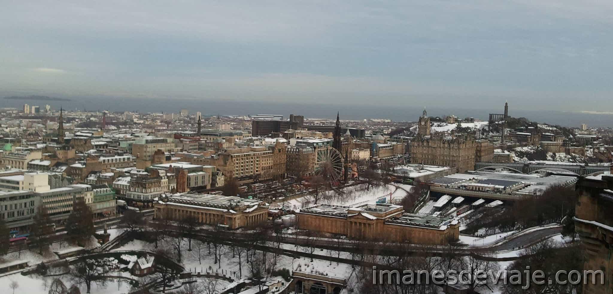 Ciudades más románticas de Europa_Edimburgo