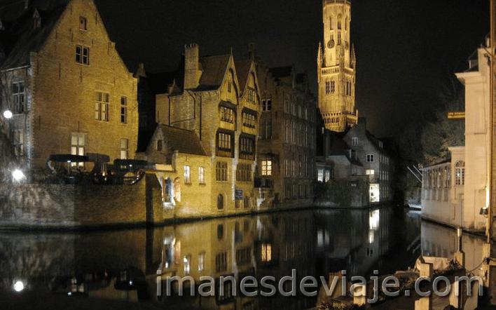Ciudades más románticas de Europa_Brujas