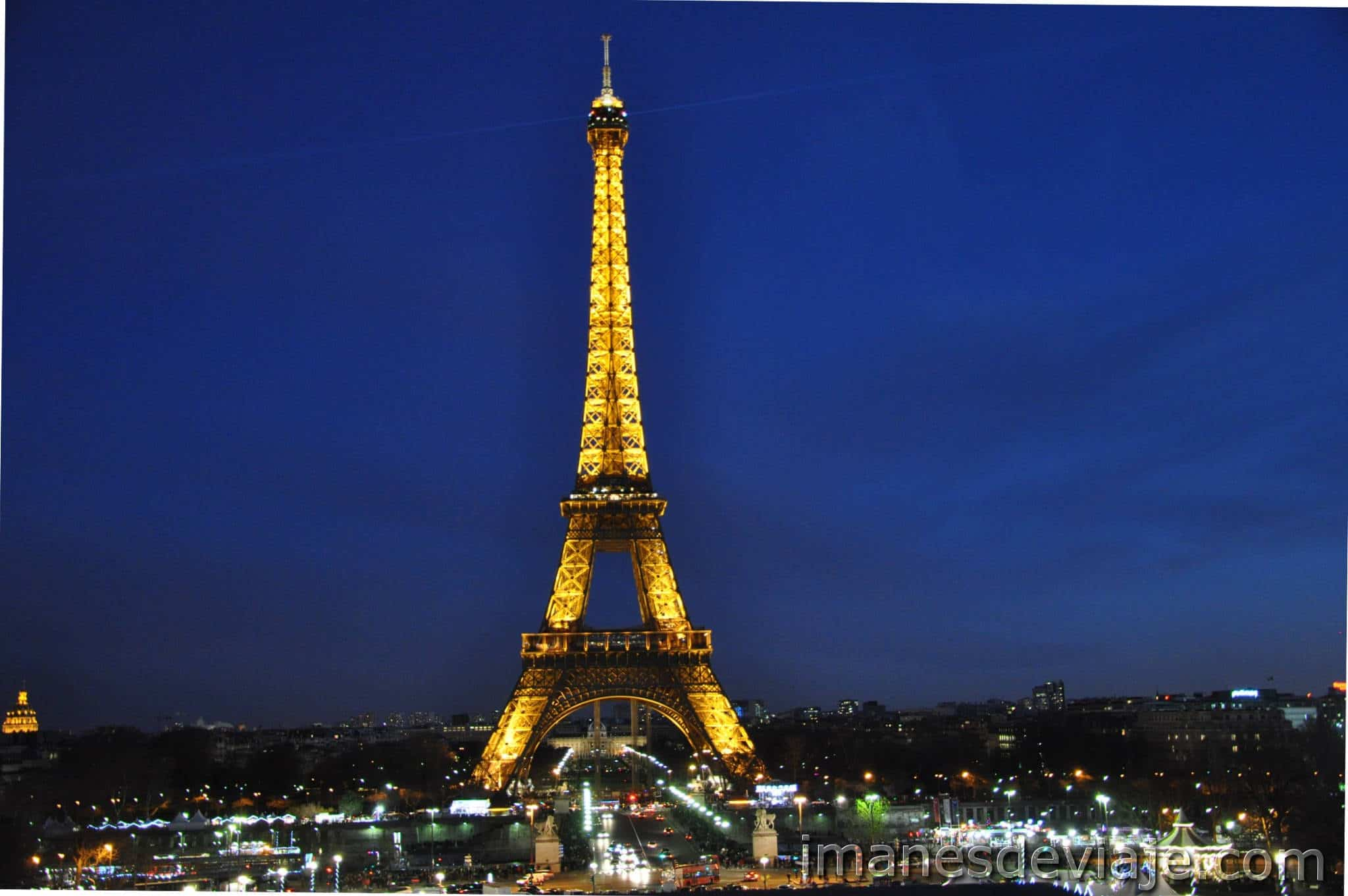 ciudades más románticas de Europa_París