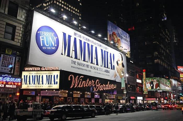mejores planes que debes hacer en Nueva York Broadway