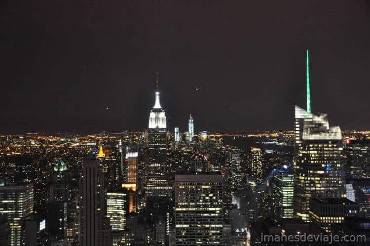 mejores planes que debes hacer en Nueva York Top of the Rock