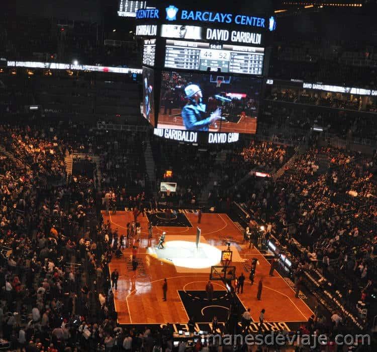 mejores planes que debes hacer en Nueva York Partido NBA