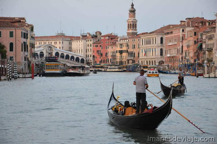 Como moverse por Venecia1