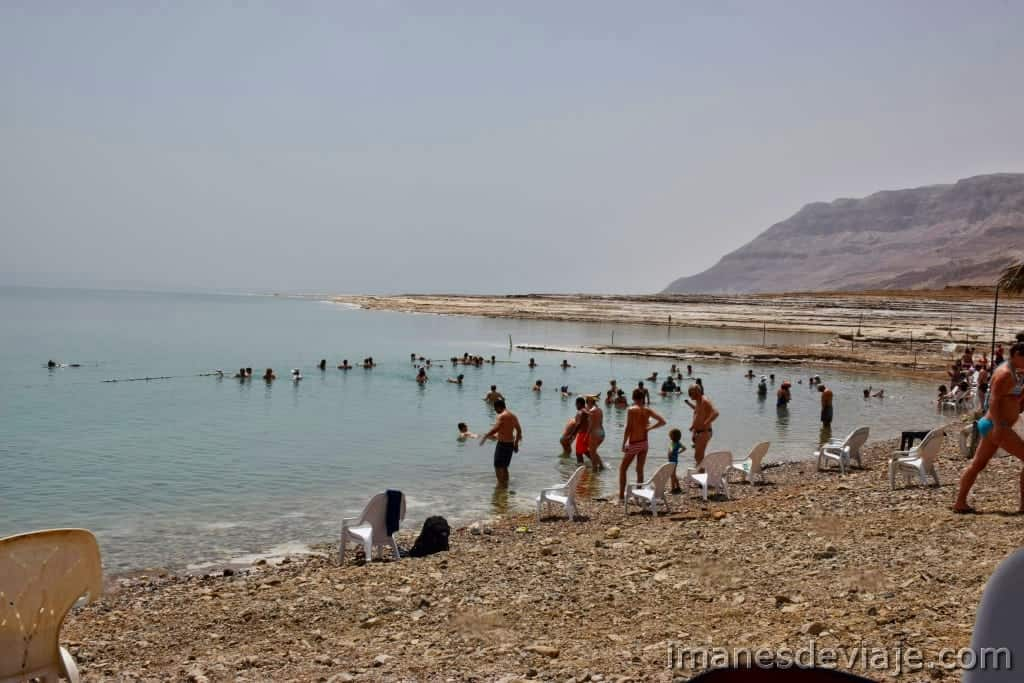 Itinerario de viaje ruta por Israel Jordania Palestina Mar Muerto