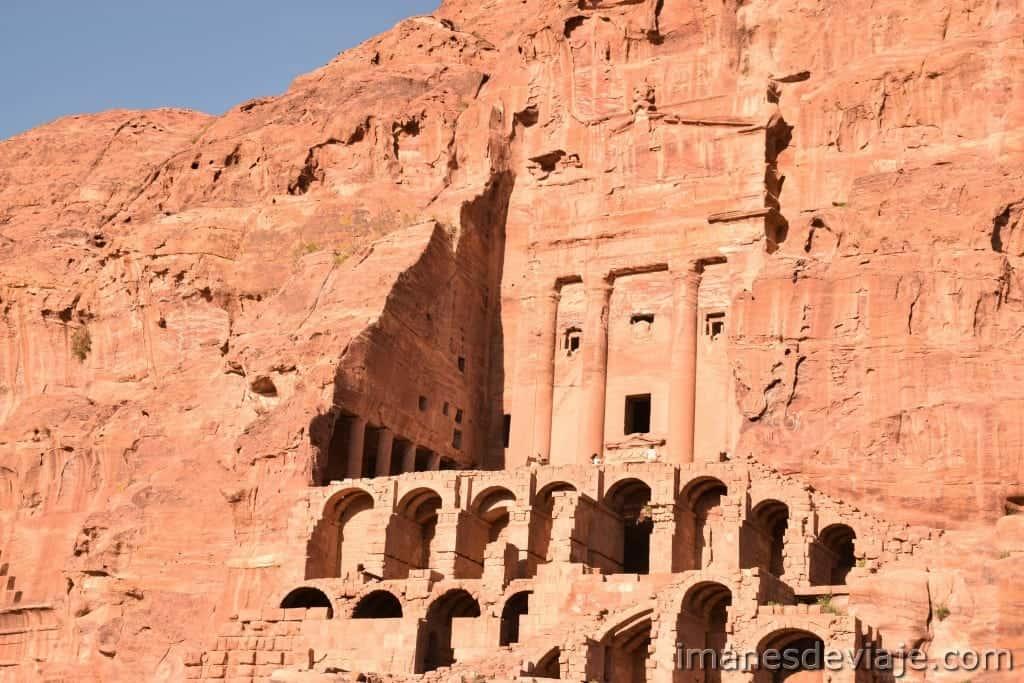 Itinerario de viaje ruta por Israel Jordania Palestina Petra