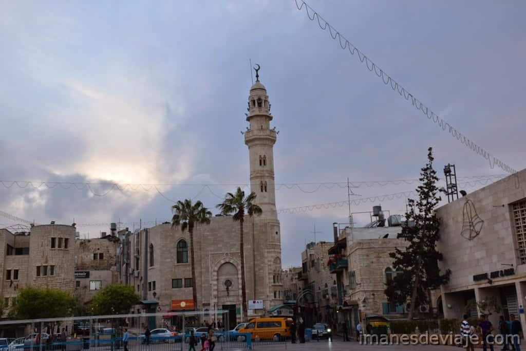 Itinerario de viaje ruta por Israel Jordania Palestina Belén