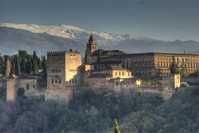 Mirador de San nicolás Granada 2