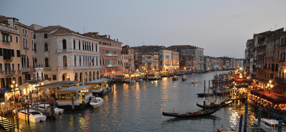 Ciudades más románticas de Europa_Venecia