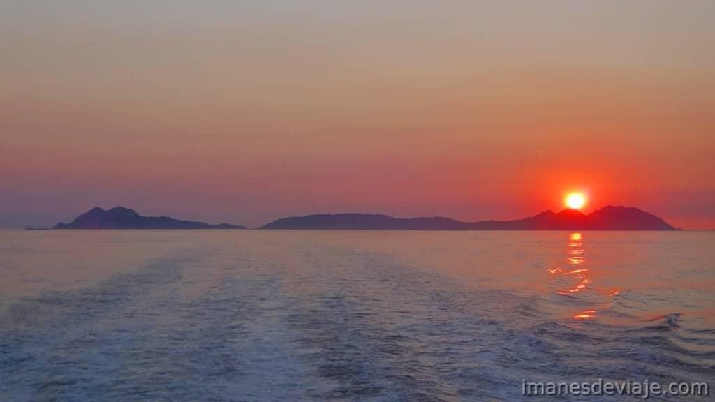 Que ver en las Islas Cíes en un día.
