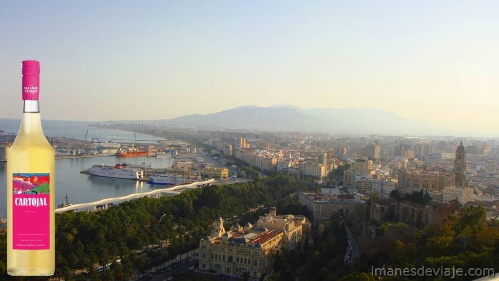 las mejores ciudades españolas para ir despedida de soltero_Málaga