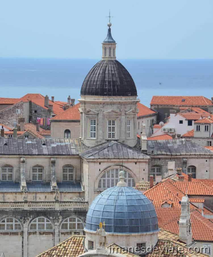Que ver en Dubrovnik en un día o dos días Catedral