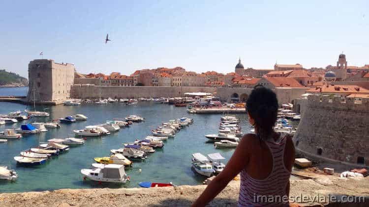 Que ver en Dubrovnik en un día o dos días Puerto3