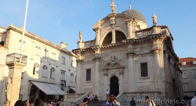 Que ver en Dubrovnik en un día o dos días San Blás