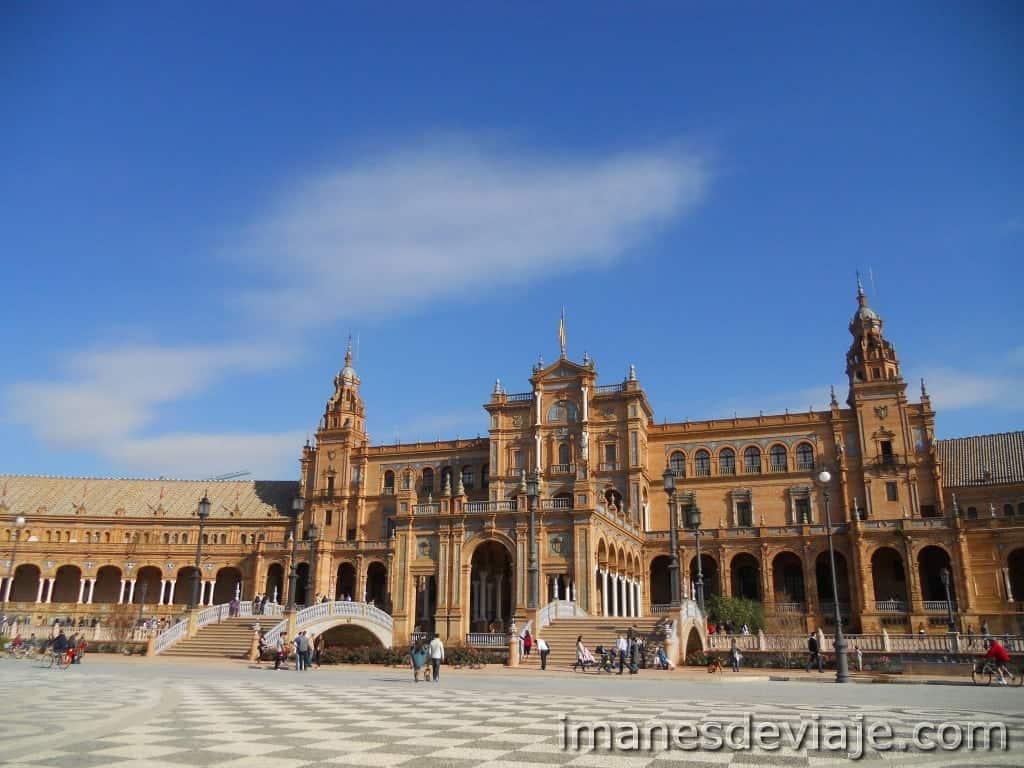 mejores ciudades españolas para ir de despedida de soltero_Sevilla