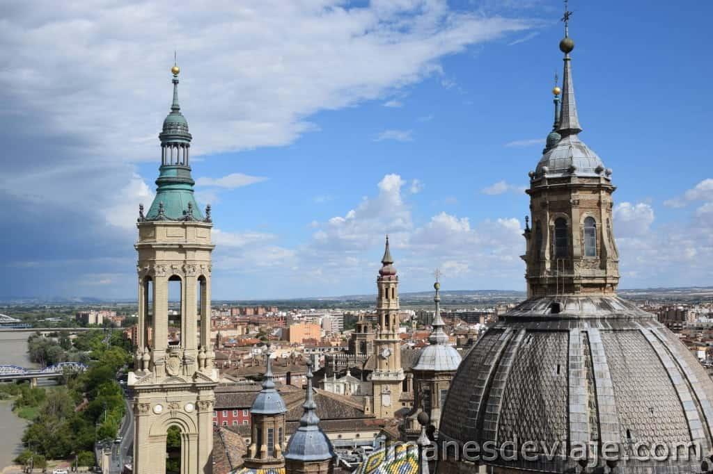 mejores ciudades españolas para ir despedida de soltero_Zaragoza