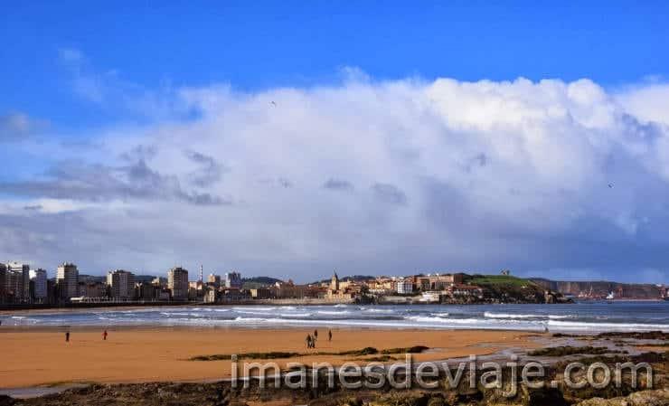 Cosas que echo de menos de Asturias Gijón