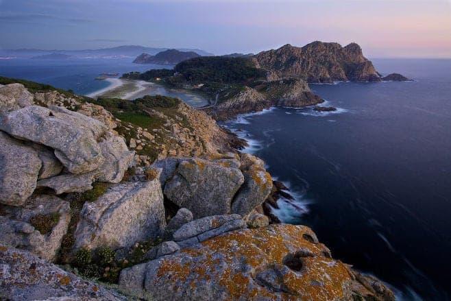 Visitas las Islas Cíes un día Jonathan Pincas