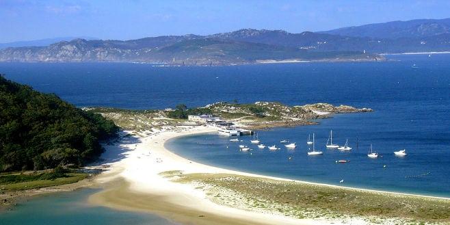 visitar las Islas Ciés un día