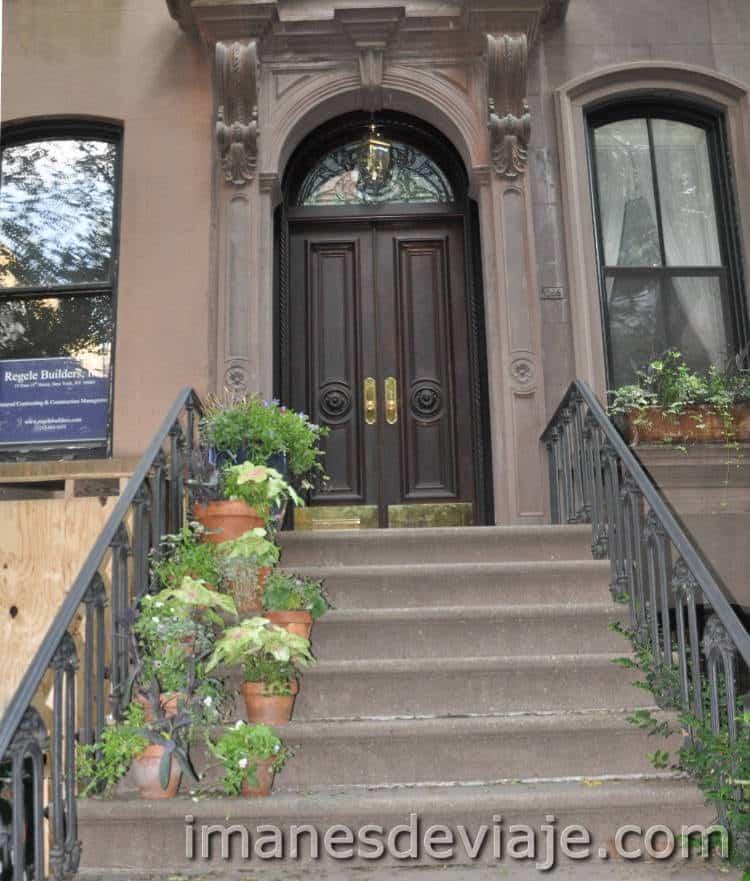 Películas_Nueva York_Casa de Carrie