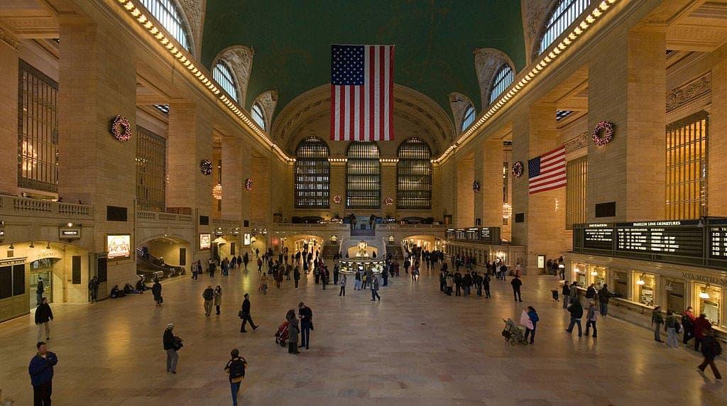 Escenario películas_Nueva York_Grand_Central_Station