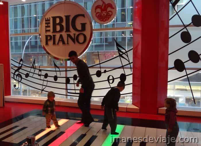 Escenario películas_Nueva York_The Big Piano