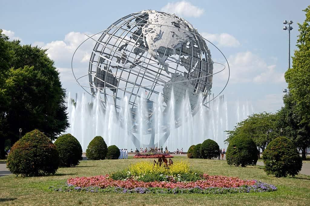 Escenario películas_Nueva York_Unisfera