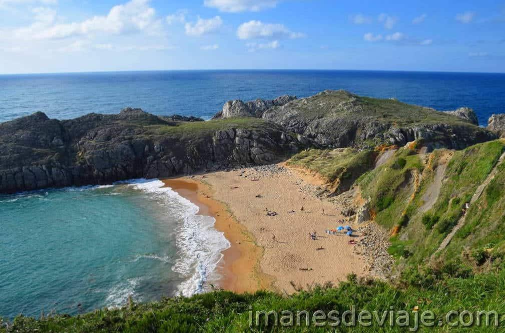 mejores playas cerca de santander - Somocuevas 1