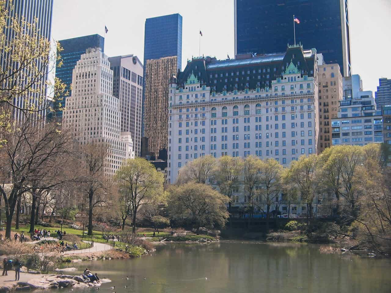 lugares de pelicula en nueva york hotel plaza
