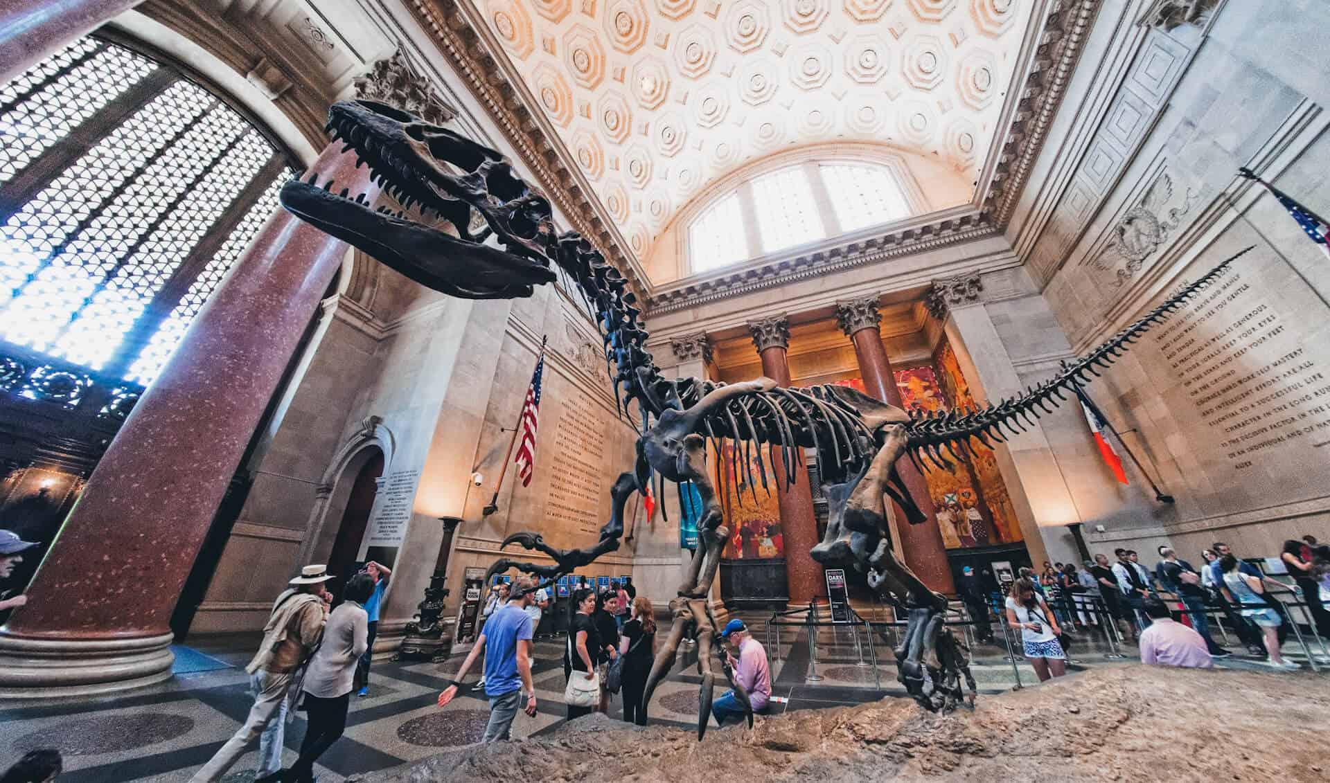 lugares de pelicula en nueva york museo de historia natural