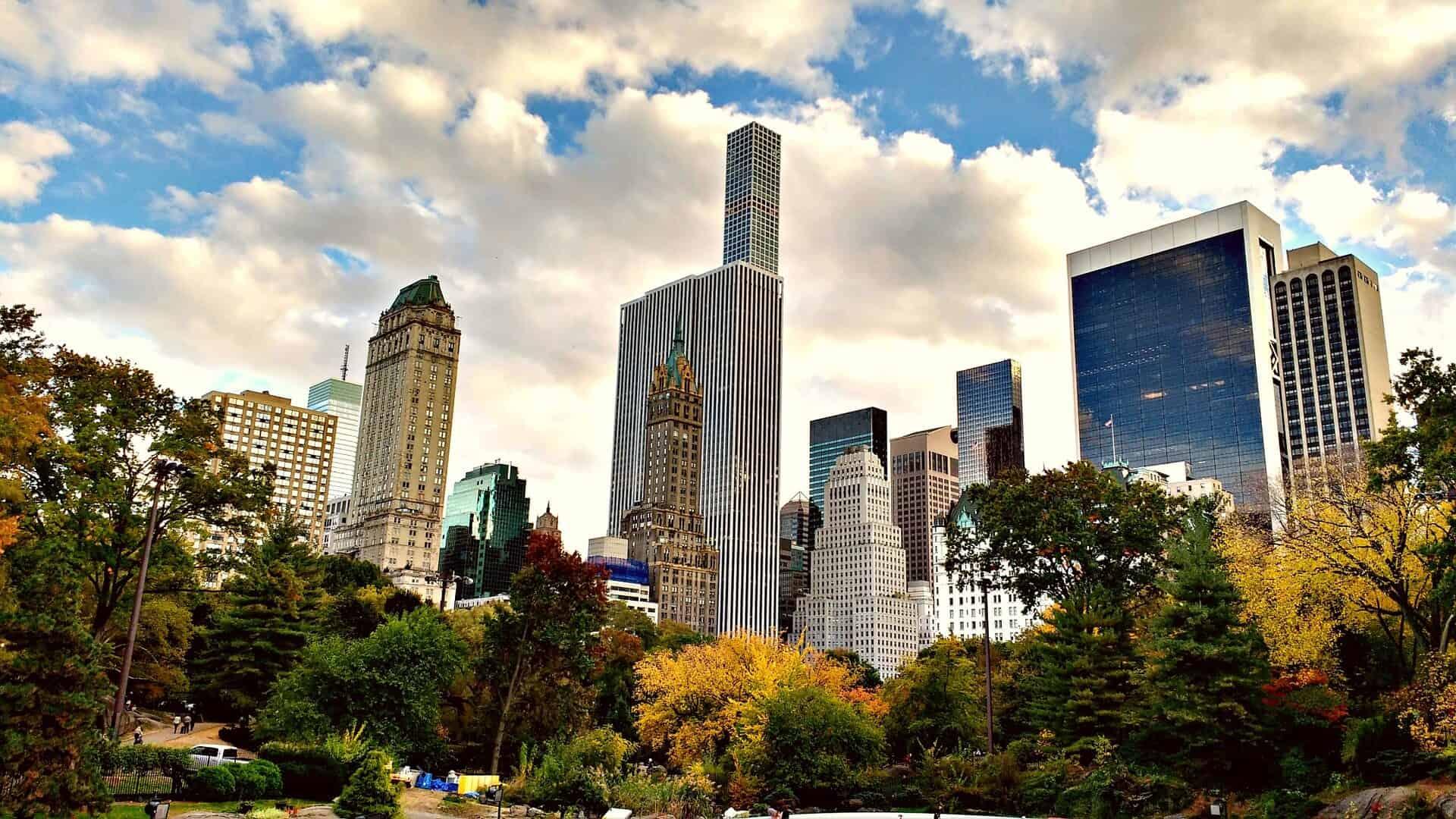 lugares de nueva york que salen en peliculas central park