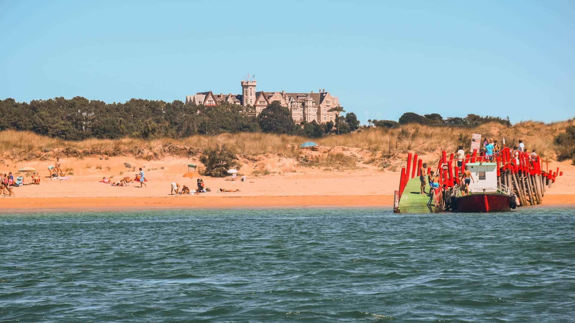 mejores playas cerca de santander el puntal