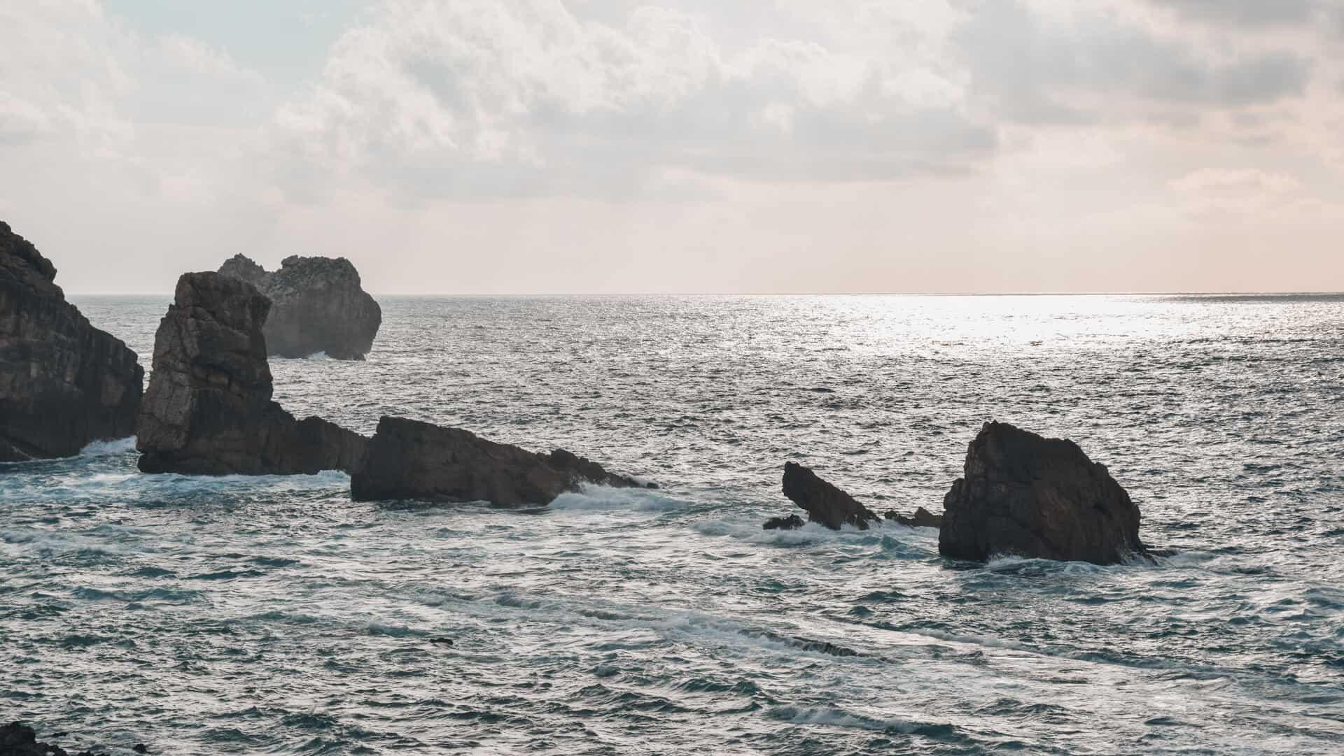 mejores playas cerca de santander la arnia 2