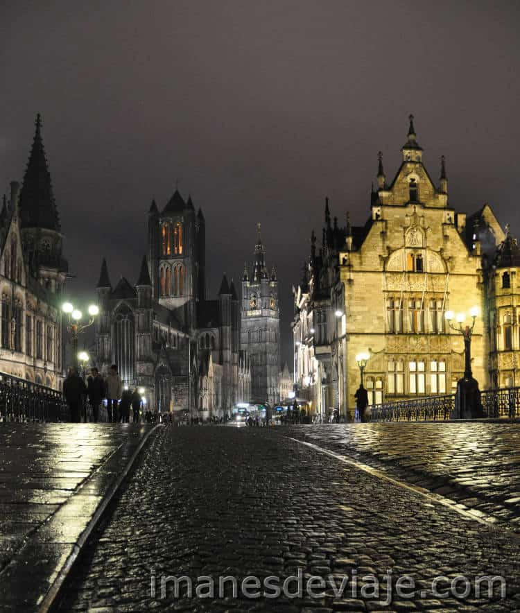 cosas que ver y hacer en Bruselas en un día_Gante