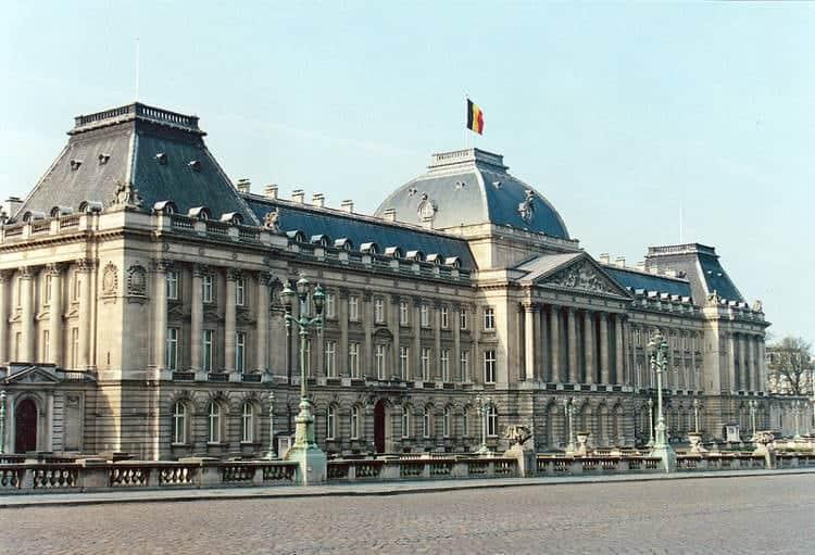 cosas que ver y hacer en Bruselas en un día_Palacio Real