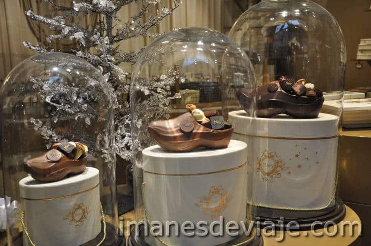 cosas que ver y hacer en Bruselas en un día_chocolates belgas