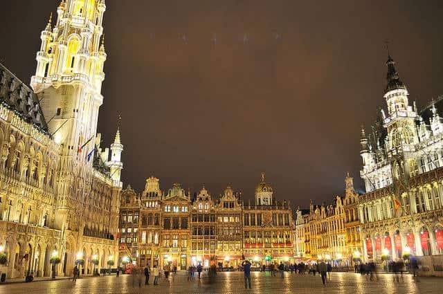 cosas que ver y hacer en Bruselas en un día Grand Place