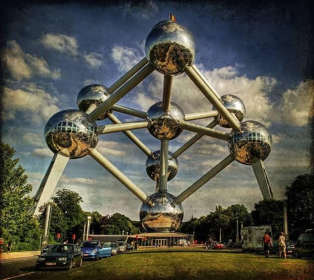 cosas que ver y hacer en Bruselas en un día_Atomium