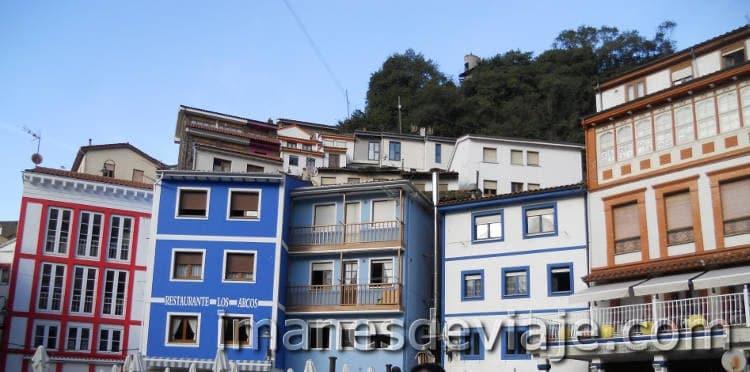 Pueblos más bonitos de la costa de Asturias Cudillero2