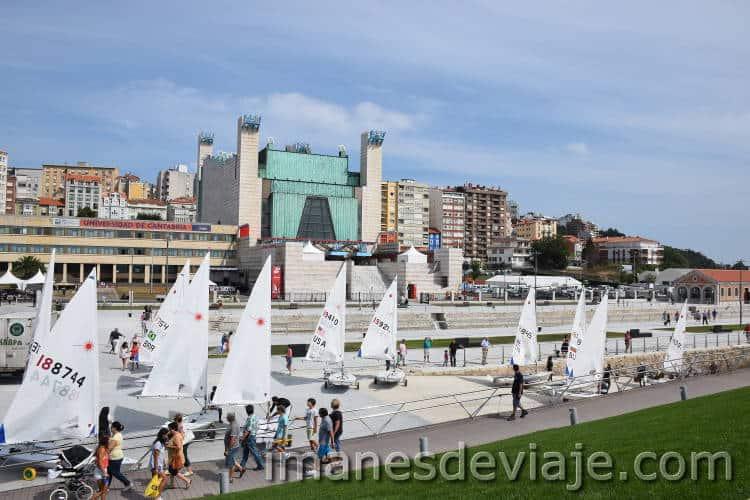 Mundial de Vela Santander 2014 5