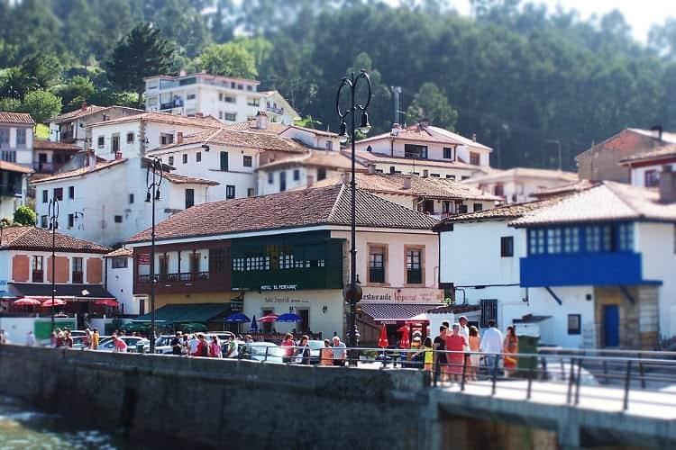 Pueblos más bonitos de la costa de Asturias Tazones
