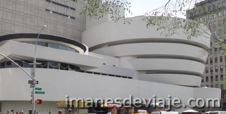 cosas que ver y hacer en Nueva York gratis Guggenheim