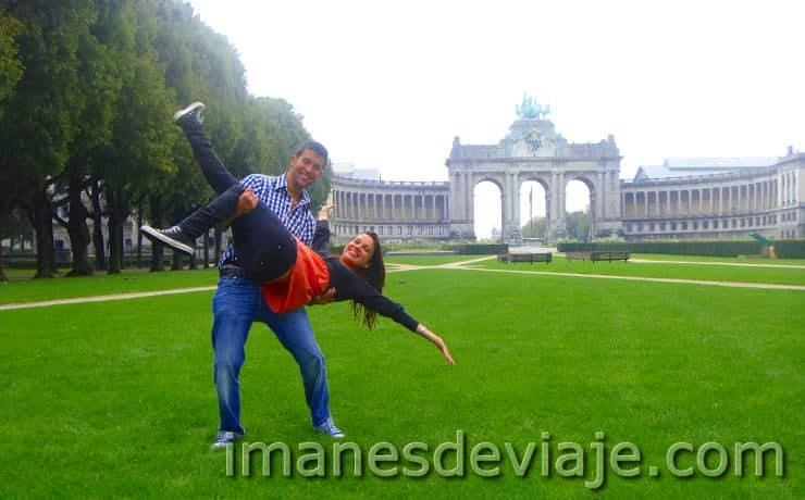 Bruselas imanesdeviaje
