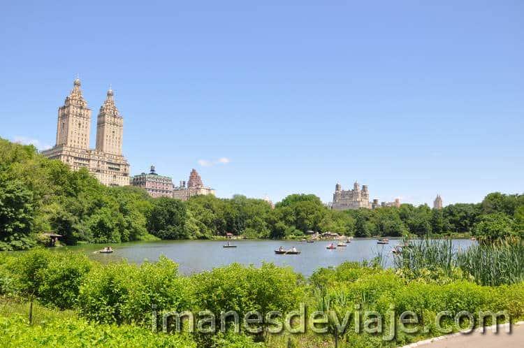 Nueva York. Central Park 2