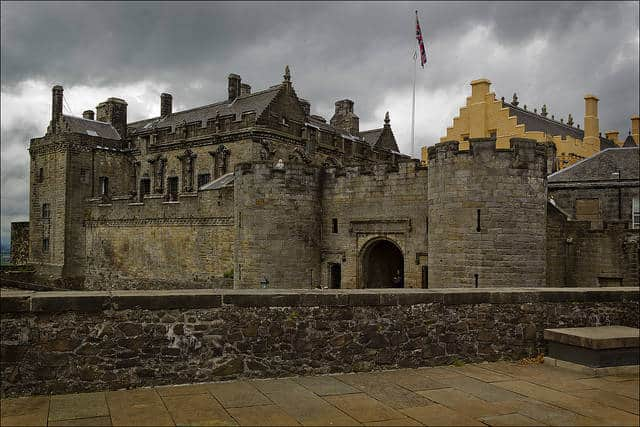 Visitar Castillo de Stirling