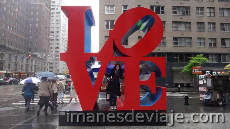cosas que ver y hacer en Nueva York gratis Love