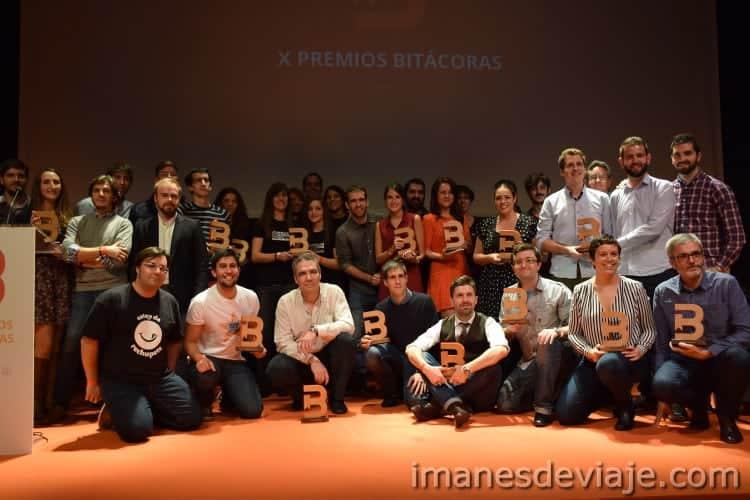 Ganadores Premios Bitácoras