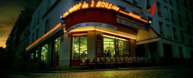 Película Amelie Bar