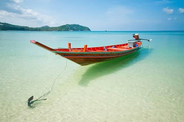 los mejores destinos donde ir en Navidad Tailandia